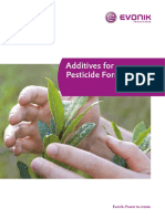 Brochure Additives for Pesticide Formulationsl