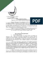 TSJ SC - 20101126 Sent 1206 Exp 10-1048 (Ponente PRRH - Honorarios de Abogados)
