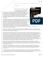 Scannone La Mundializacion Como Ideologia Relations