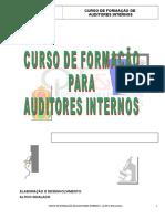 Apostila de Auditor Interno