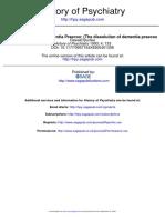 1993 - Bumke - La Disolucion de La Demencia Precox