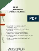 Laboratorio Clínico - Enfermedad Cardiovascular
