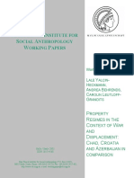 Property Regimes in the Context of War and Displacement