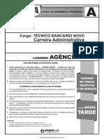 Tecn Banc Novo Adm Agencia