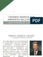 Afirmacion - Creando Barrios Incluyentes 2014