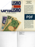 Capitalismo Contra Capitalismo (1992) - Albert Michel