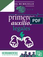 Primeros Auxilios Legales - Sin Miedo