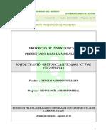 Proyecto Almidon