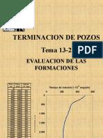TEMA 13-2 - Evaluacion de Formaciones