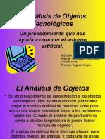 analisisdeobjetostecnologicos