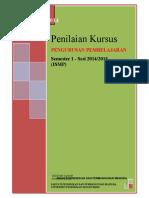 KPS 3014 - Penilaian Rosnidar