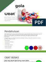 Penggolangan Obat ppt