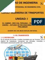 Ingenieria de Transportes Semana i