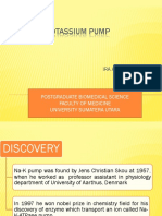 Sodium Pottasium Pump