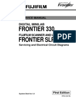 FRONTIER MINILAB 330 service Manual