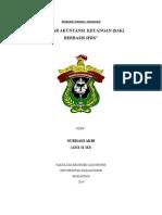 Standar Akuntansi Keuangan SAK Berbasis