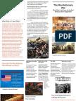 revolutionary war brochure choice piece