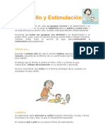 Desarrollo y Estimulacion 0 a 12 Meses