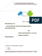 Cloud Based on Android Application Development