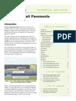 WAPA-Porous Asphalt Pavements
