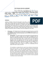 TSP- Agreement Draft Rev01 21122015 SG