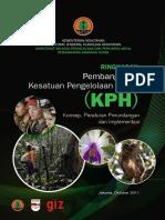 Ringkasan Buku Pembangunan KPH
