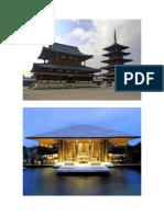 El Ingenio de La Arquitecdqwdura Japonesa