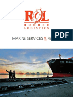 Rudder Brochure 2016