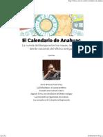 El Calendario de Anahuac
