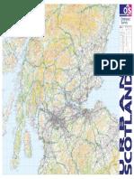 Urban Scotland High Definition Map