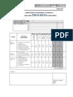 EM LAB Assessment Forms Progress Report