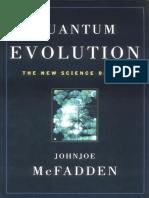 McFadden - Quantum Evolution .