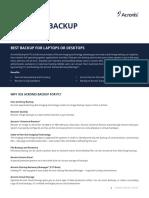 AcronisBackupPC Datasheet en-US