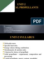 rocket propulsion unit-2