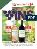 Catalogue Foire Aux Vins de Printemps de Carrefour Market