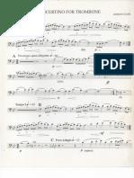 Concertino- Gordon Jacob