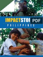 Philippines Impact Stories