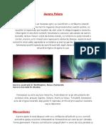 Aurora Boreala Si Australa - Geografie