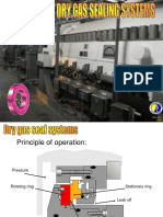 Compressor Dry Gas Seal System