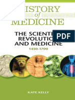 History of medicine. The scientific revolution and medicine