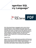 Query Languages Pada Basis Data