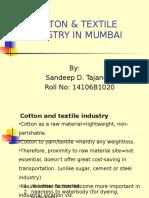 Cotton & Textile in Mumbai Location