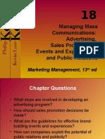 Marketing - Kotler - Managing Mass communication