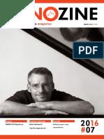 Sonozine 007 Edition Spring 2016