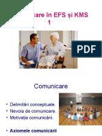 Comunicare Efs Kms 2015