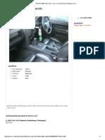 Bmw 323 1998 Hitam-matic