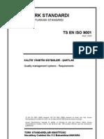 TS EN ISO 9001