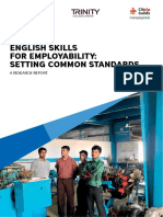 English For Employability