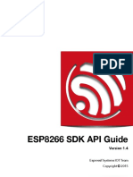 2C-ESP8266 SDK Programming Guide en v1.4