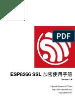 5a-Esp8266 Sdk Ssl User Manual Cn v1.4